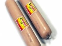 Kachní salám vařený 1kg - Syrové maso, BARF