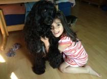 Kveten 2014 - Connie s Amálkou