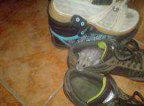 V botě
